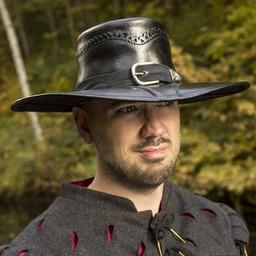 Hat Bohanan, black