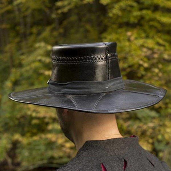 Epic Armoury Hat Bohanan, black