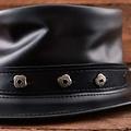 Sombrero pistolero, negro