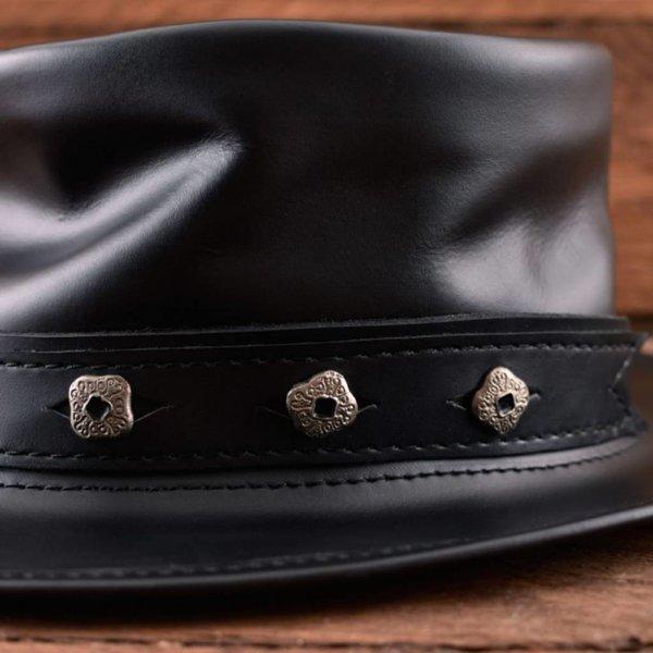 Hat gunslinger, black