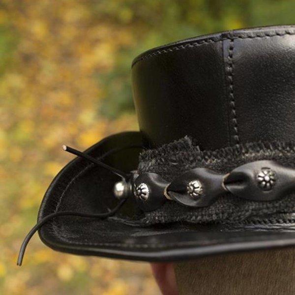 Epic Armoury Hat Deadwood, czarny