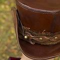 Epic Armoury Sombrero Deadwood, marrón