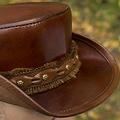Epic Armoury Hoed Deadwood, bruin