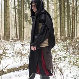 Hood Assassins Creed, svart