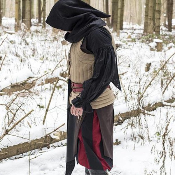 Epic Armoury Hood Assassins Creed, sort