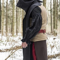 Hood Assassins Creed, black