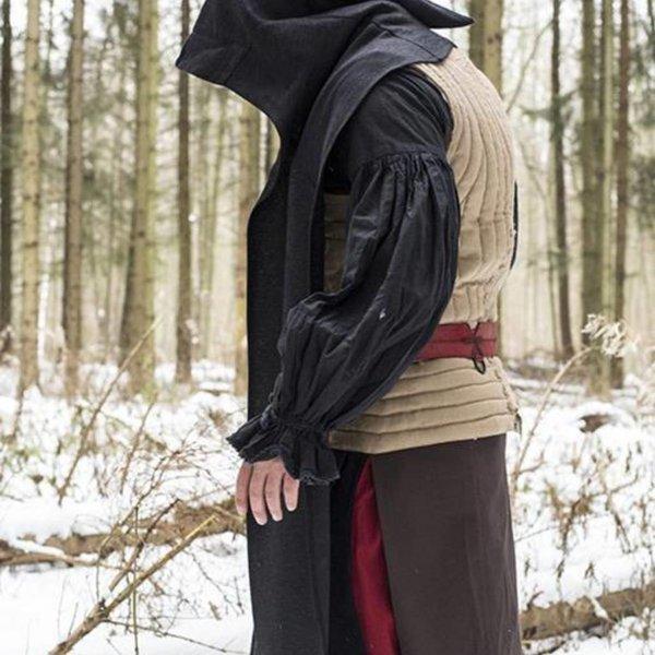 Epic Armoury Hood Assassins Creed, black