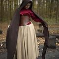 Epic Armoury Hood Assassins Creed, brun foncé
