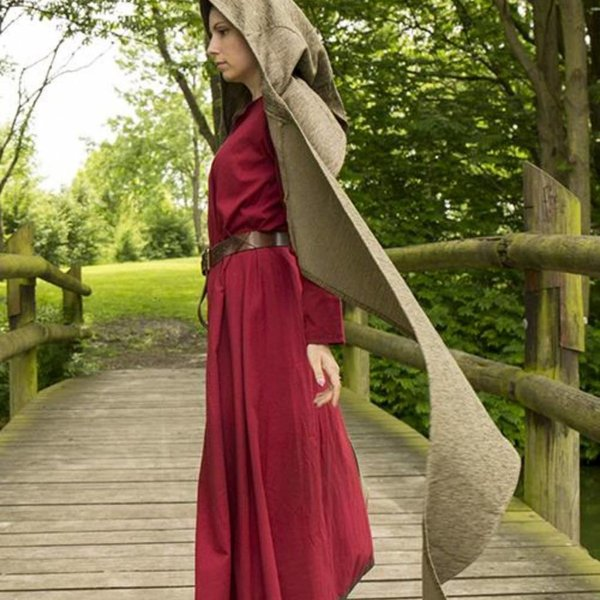 Epic Armoury Hood Assassins Creed, grøn