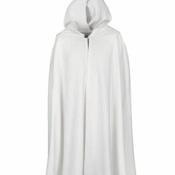 Cotton cloak Ellyn, white
