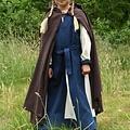 Børn kappe Arthur, brun
