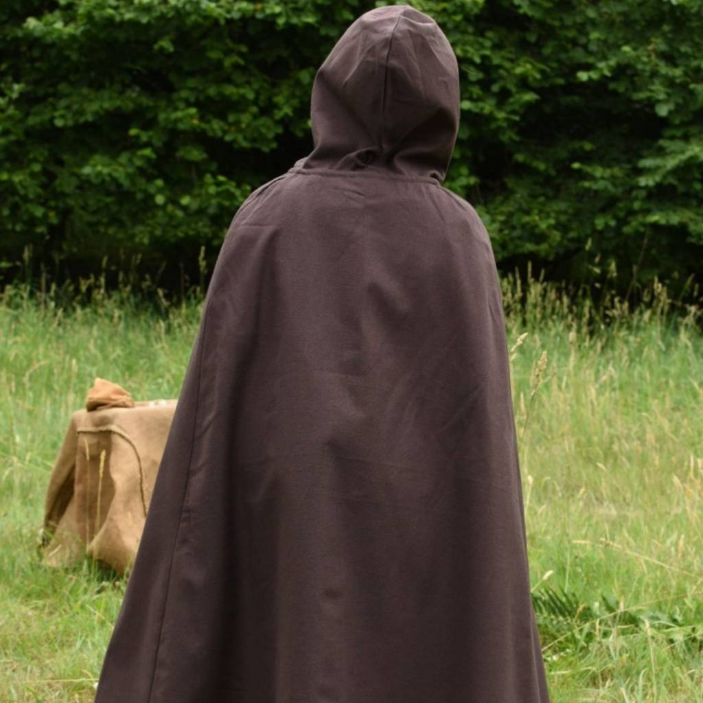 Kindermantel Arthur, bruin