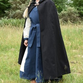 Kinder Mantel Arthur, schwarz