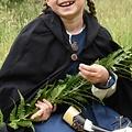 Kindermantel Arthur, zwart
