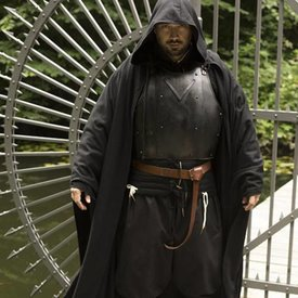 Epic Armoury Wool travelers cloak, black