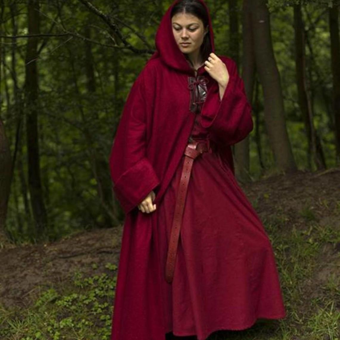Epic Armoury Bata medieval Benedicto, rojo