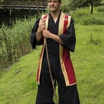 Epic Armoury Jin-Baori, rood-goud