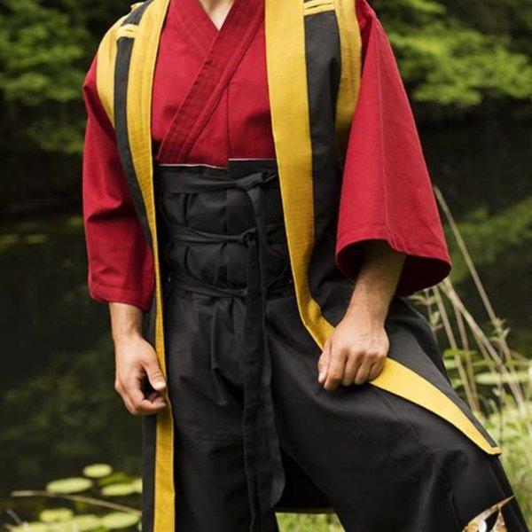 Epic Armoury Jin-Baori, black-gold