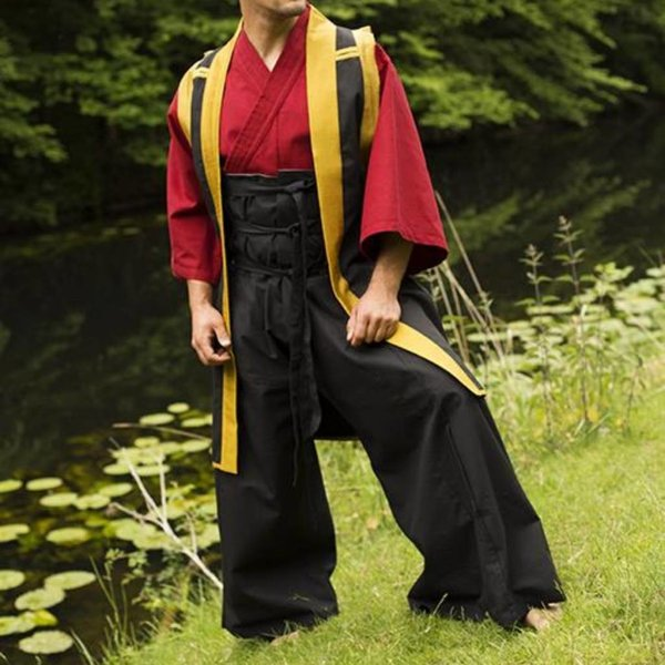 Epic Armoury Jin-Baori, zwart-goud