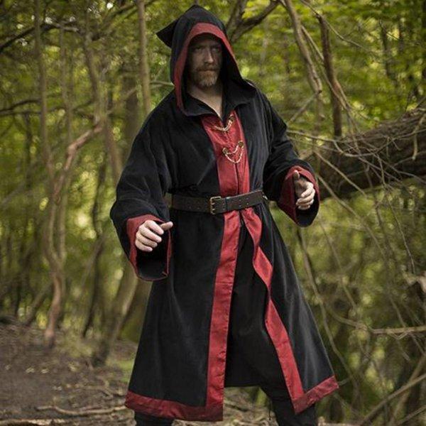 Robe De Sorcier Harry Noir Rouge Celticwebmerchant Com