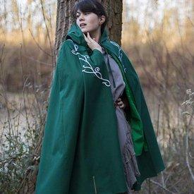 Epic Armoury Mantello ricamato Terra, verde