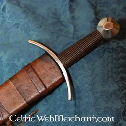 13th century krzyżowiec miecz, srednio ostry
