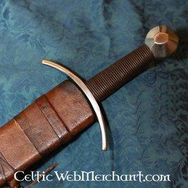 Deepeeka Épée croisée du 13ème siècle, semi-pointue