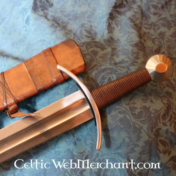 Deepeeka 13th century crusader sword, semi-sharp
