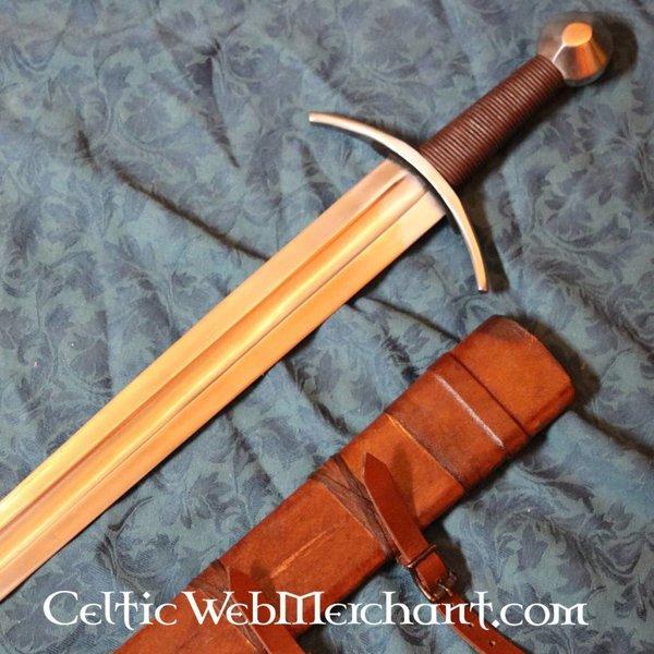 Deepeeka 13th century krzyżowiec miecz, srednio ostry