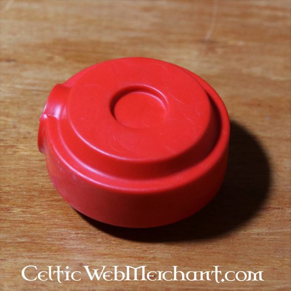 Red dragon Wheel Knapp- Red
