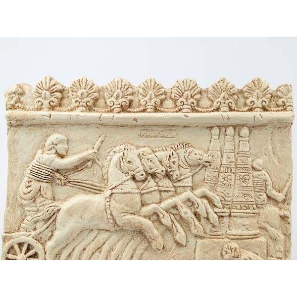Reliëf wagenrennen Circus Maximus
