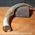 Frühmittelalterliche Signal Horn