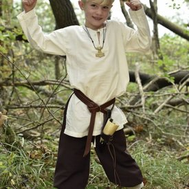 Kids tunic Athelstan, natural