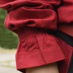 Blusa de niñas elizabeth, roja