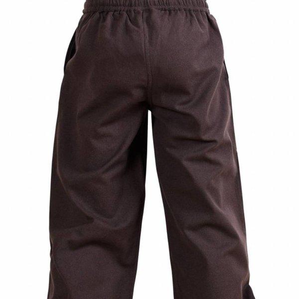 Kids trousers Asmund, brown