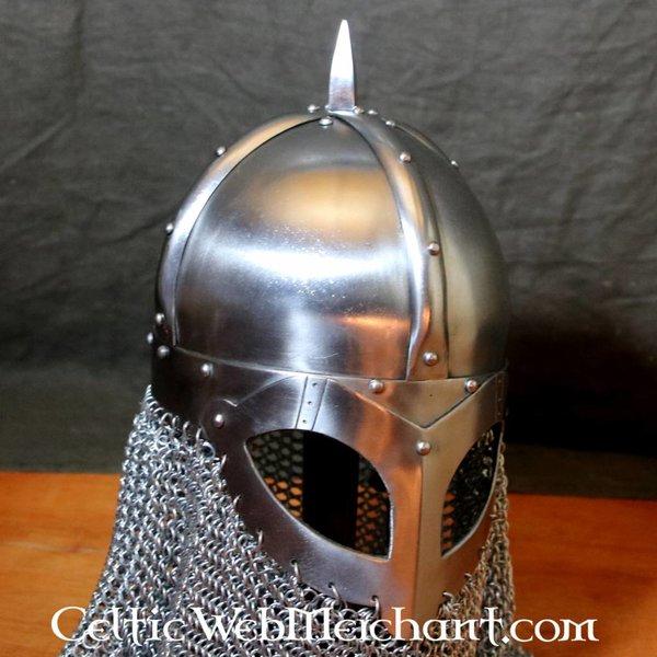 Deepeeka Viking hjelm med chainmail