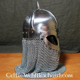 Deepeeka Casco Vikingo con malla