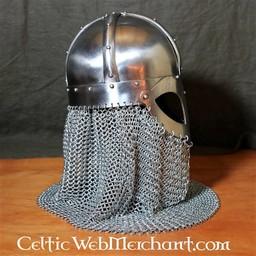 Casco Vikingo con malla
