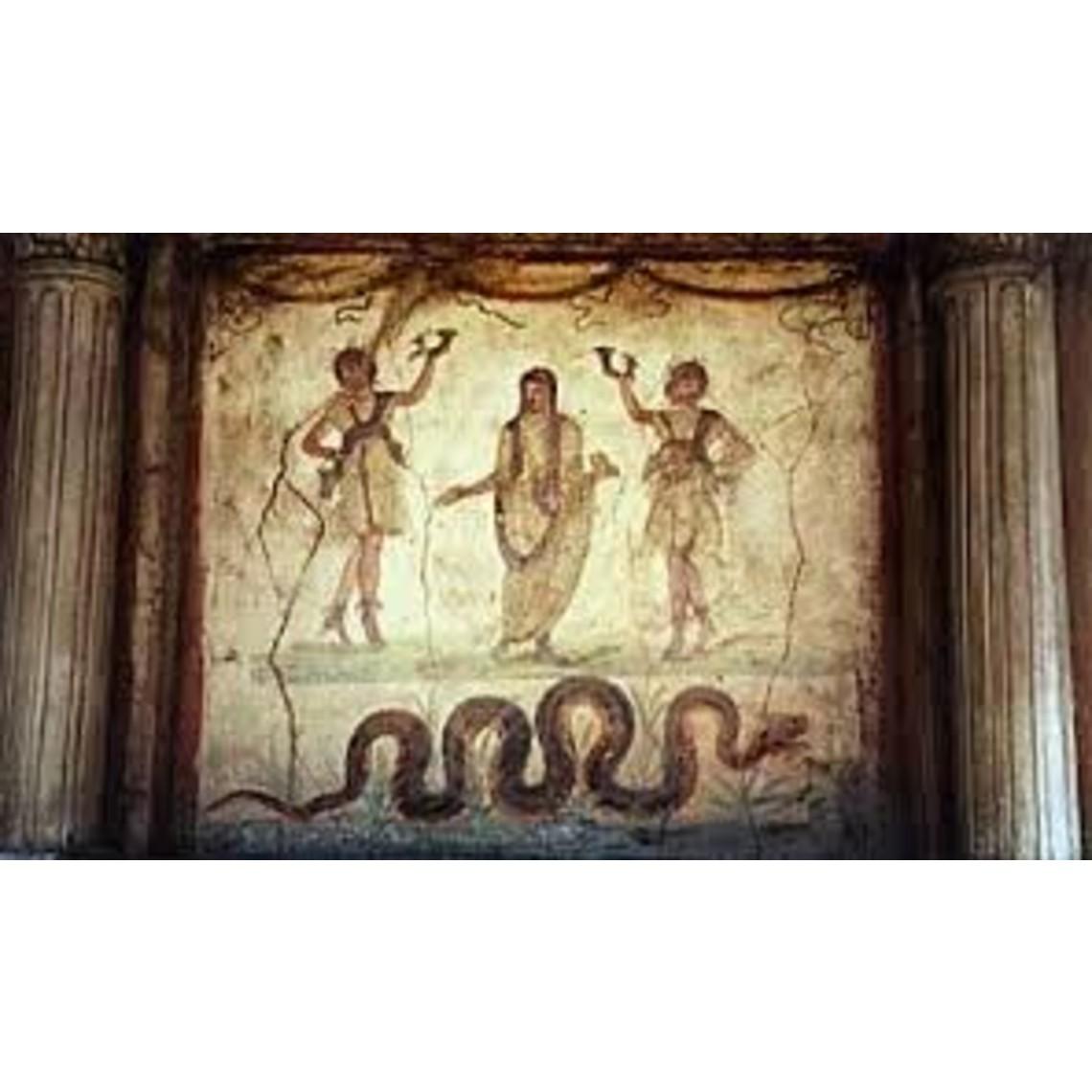 Lararium Pompeje