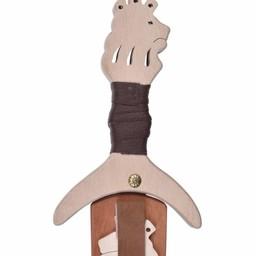 Spielzeugschwert mit Holz Scheide