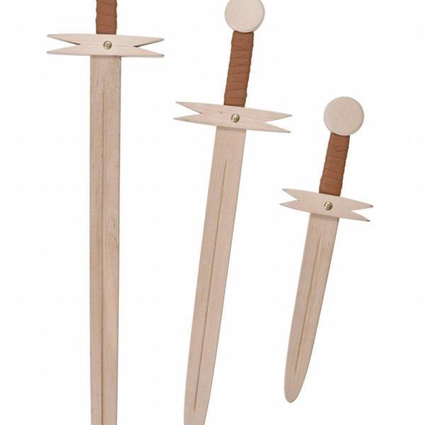 Cavaleiro de espada de brinquedo