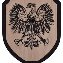 Toy shield eagle