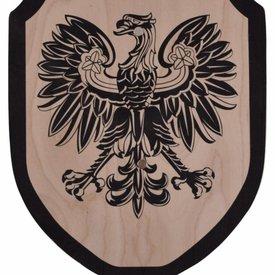 Escudo de juguete águila