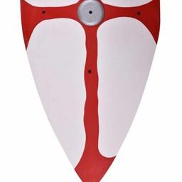 Toy Templar shield