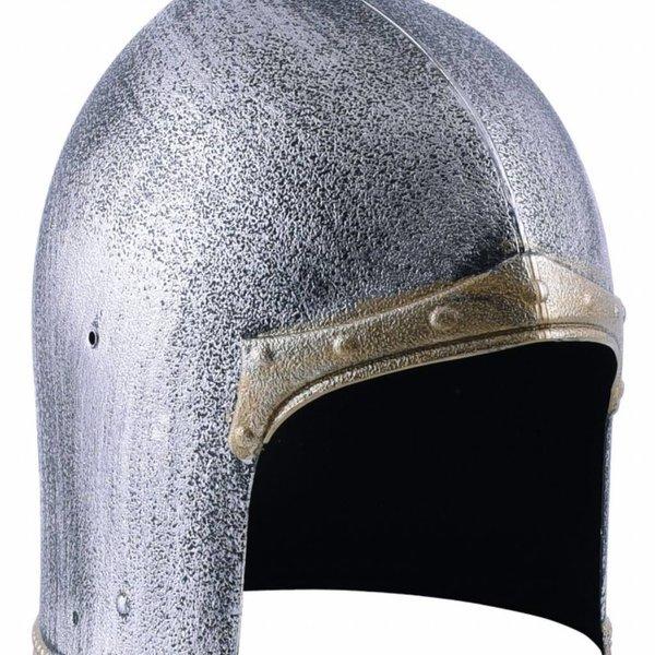 Toy helmet medieval sallet