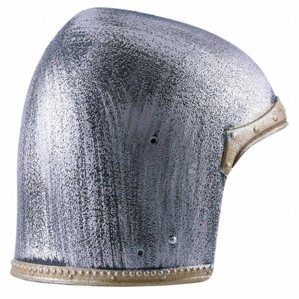 Sallet medieval de capacete de brinquedo