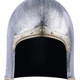 Speelgoedhelm middeleeuwse sallet