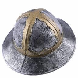 Casco de juguete medieval hervidor sombrero