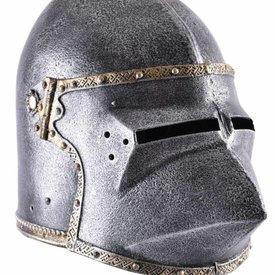 Legetøj hjelm hounskull bascinet