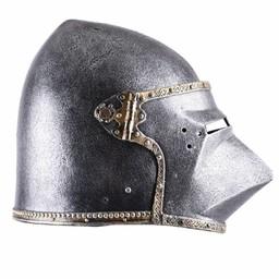 Toy Helm Hundsgugel Bascinet